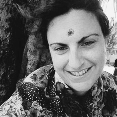 Portrait Aurélie Mivoyagi Sri Lanka