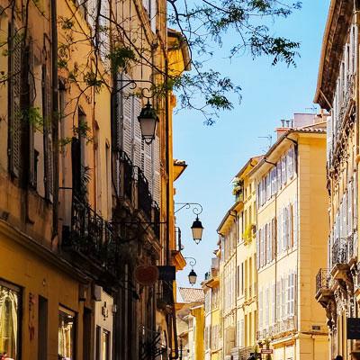 Agence de Voyages Aix-en-Provence