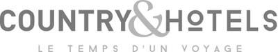 Logo Country & Hotels pour Mivoyagi