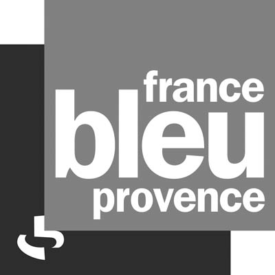 Logo France Bleu Provence pour Mivoyagi