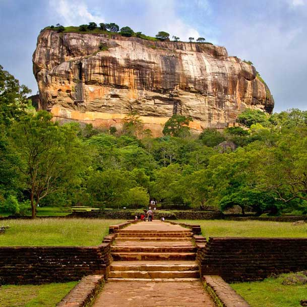 Visuel Voyage Sri Lanka Sigiriya