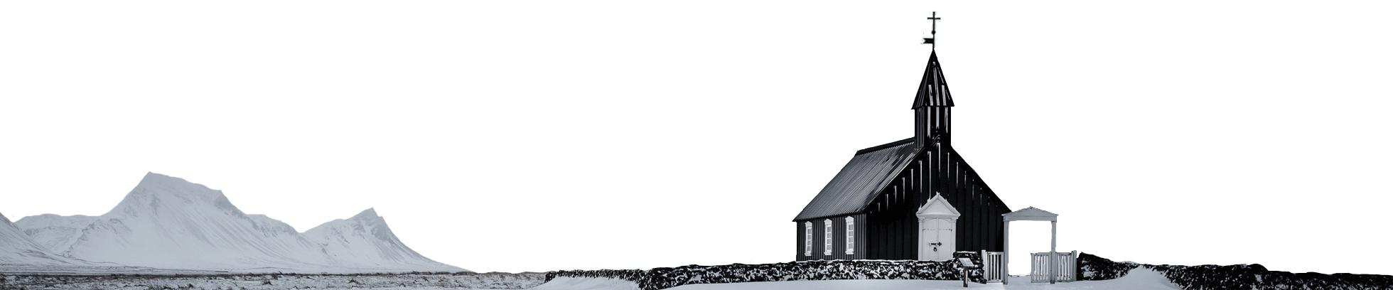 Chapelle Islande