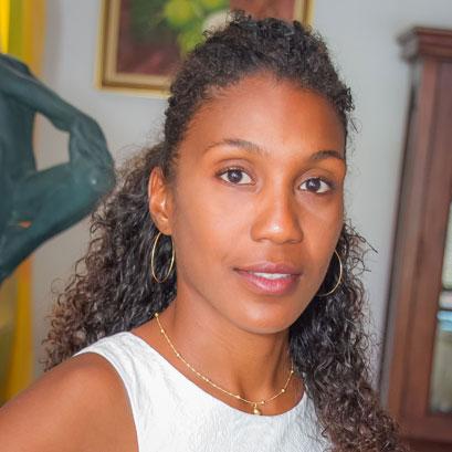 Portrait Audrey Mivoyagi Guadeloupe