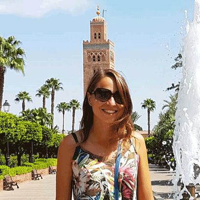 Portrait Emmanuelle Mivoyagi Maroc