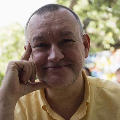 Portrait Jean-François Mivoyagi Guatemala