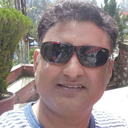 Portrait Nitin Mivoyagi Inde