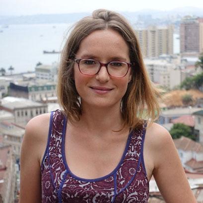 Portrait Sandra Mivoyagi Chili