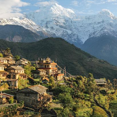 Perles rares Voyage Népal