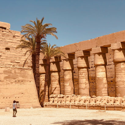 Perles rares Voyage Egypte