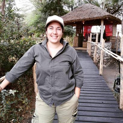 Marion Experte locale Tanzanie