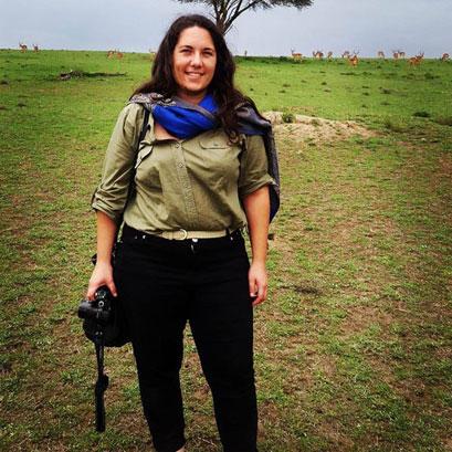 Portrait Marion experte locale Ouganda