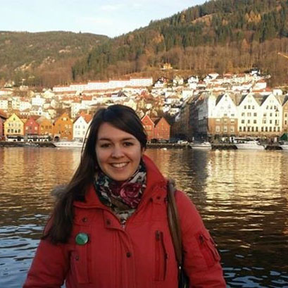 Portrait Liisa experte locale Norvège