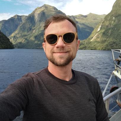 Portrait Vincent Mivoyagi Nouvelle-Zélande
