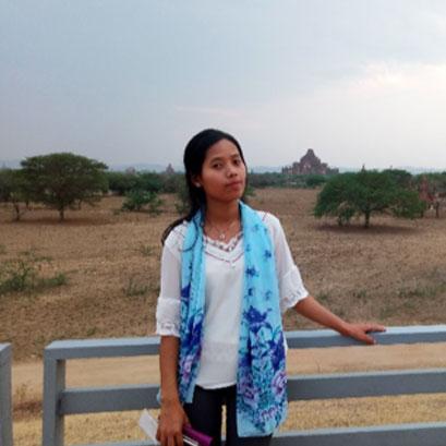 Portrait Myo Mivoyagi Myanmar