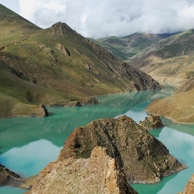Perles rares Voyage Tibet