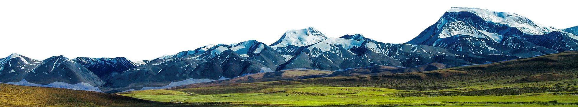 Tibet paysages